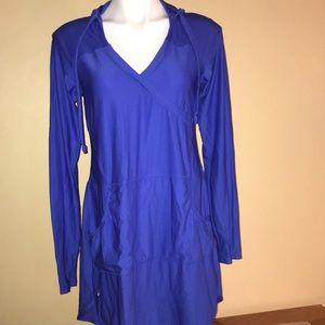 Athleta dress/long shirt M